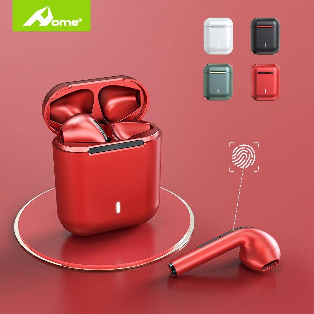 Домашние беспроводные наушники J18 для Apple iPhone с микрофоном, оригинальные Внутриканальные наушники-вкладыши с басами, беспроводные наушники ...