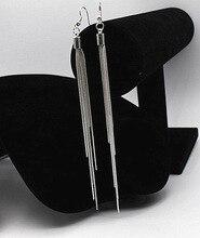 European and American fashion - long tail earrings