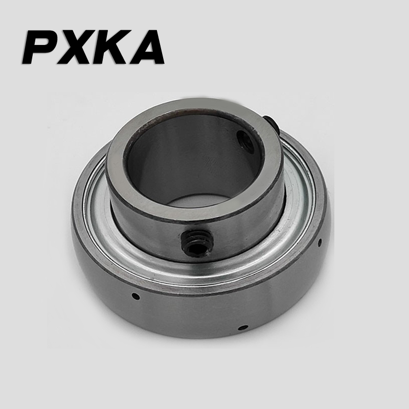 Free Shipping Spherical Harvester Bearings SB201 SB202 SB203 SB204 SB205 SB206 SB207 SB208 AS201 AS202 AS203 AS203 AS204 AS205