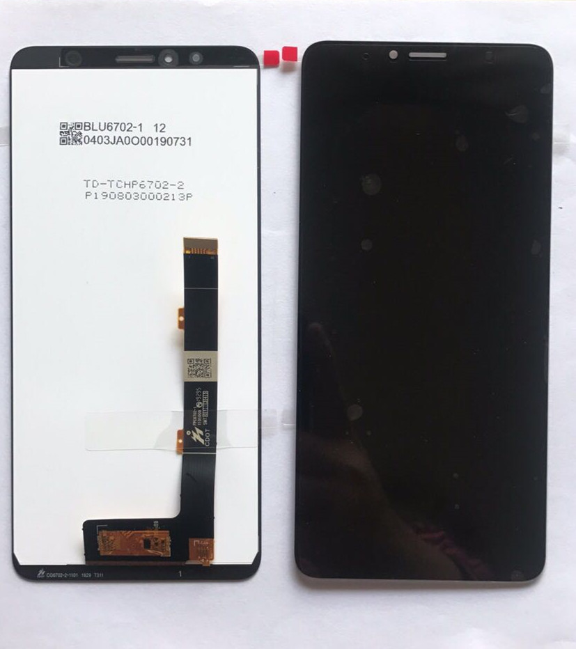 For T-Mobile Alcatel 3V 2019 5032 5032W LCD Touch Digitizer Screen Assembly Free Tools