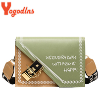 Yogodlns Mode Kleine Crossbody Tassen Voor Vrouwen Mini Pu Lederen Schouder Tas Bolsas Dames Retro Flap Telefoon Portemonnee