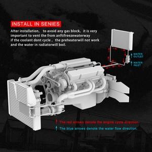 Image 5 - LF bros Auto Motor Heizung 220V 240V 3000W Auto Vorwärmer Kühlmittel Heizung Lkw Motor Können Luft Diesel parkplatz Heizung Teil
