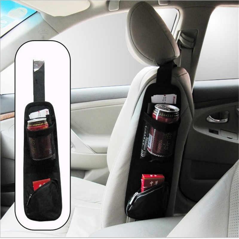 السيارات مقعد السيارة الجانب صندوق تخزين مقعد السيارة الجانب التخزين المنظم الداخلية متعددة الاستخدام حقيبة اكسسوار سيارات اكسسوارات