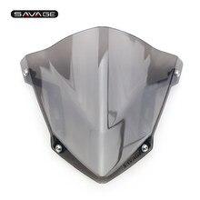Pare-brise pour motocyclette, saute-vent, pièce détachée pour Yamaha MT07/FZ07, modèles 2014-2018, 2019, 2020, pour améliorer l'esthétique du déflecteur, protection contre les intempéries