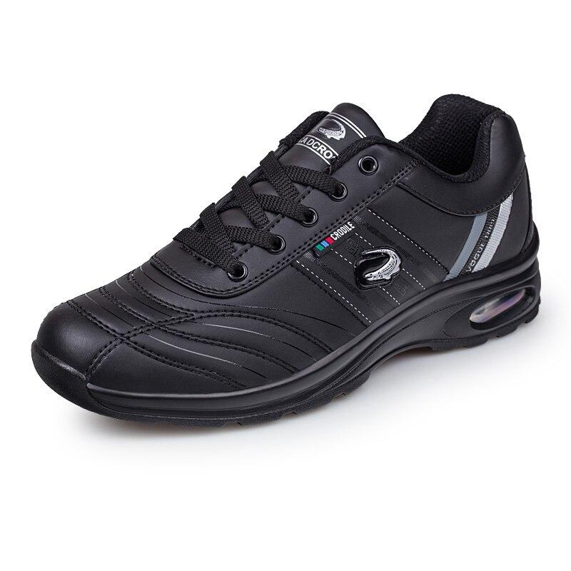 Sapatos de Golfe Masculino ao ar Branco à Prova Rendas até Homem Calçado de Golfe Livre Preto Homem Dwaterproof Água Esporte Tênis Desgastar-resistente Treinador Grande Tamanho