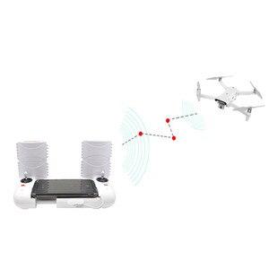 Image 5 - 1 쌍은 xiaomi fimi x8 se drone 리모컨 액세서리 용 안테나 범위 확장기 신호 부스터를 향상시킵니다.