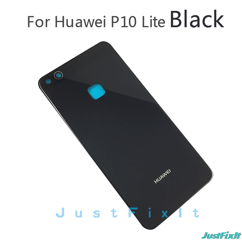 For Huawei P10 Lite/Nova Lite Glass Cover Replacement Parts For Huawei P10lite Back Battery Cover Housing With Adhesive Sticker