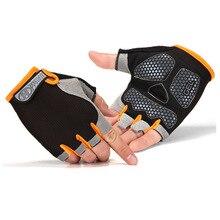 Upgrad версия дышащий Рыбалка половина Finger пальцев рыболовные перчатки лето солнцезащитный крем анти-скольжения Рыбалка перчатки Велоспорт Рыбалка