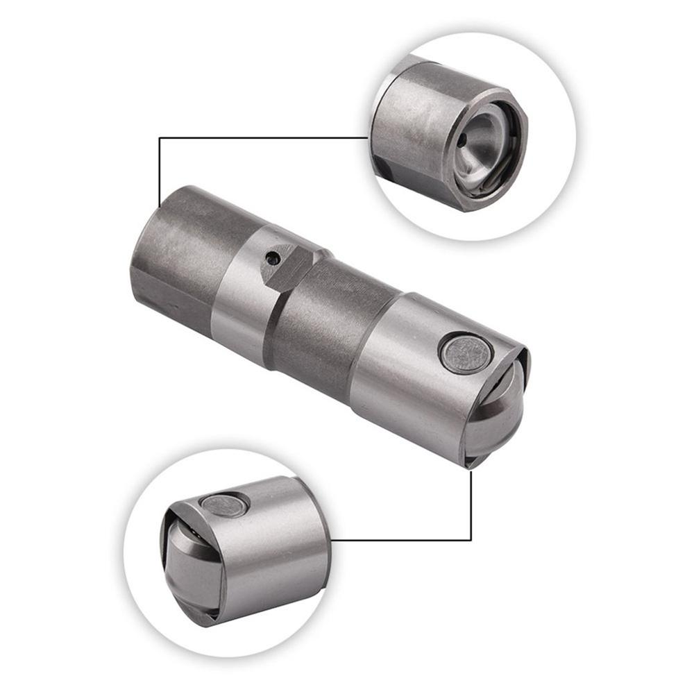 Automotive Hoge Prestaties Klepstoter LS7 LS2 16 Prestaties Hydraulische Roller Lifters & 4 Gidsen 12499225 HL124 - 3