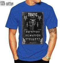 Danzig ouiouuija board' t camisa-novo mais novo camisetas superiores, estilo de moda masculino t, 100% algodão clássico t hip hop engraçado 2020 t quente