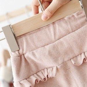 Image 5 - 2020 Autumn Baby Girls Kids Pants Dot Polka Bow Ruffles Casual Trousers Infants Children Clothes Wear Princess Long Pant S9692