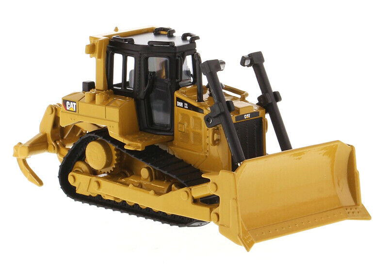 DM 1/64 CAT Caterpillar D6R Track-Type Tractor Dozer Construction Vehicle 85607 Model Collection Xmas Gift