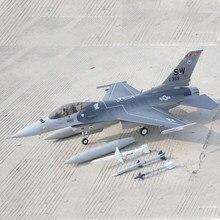 Freewing 90mm F-16 RC sterowanie radiowe model RC JET PNP i zestaw, F/16,F 16