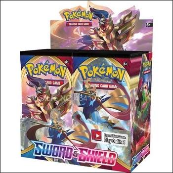 Pokemon TCG: Sword & Shield Booster Display Box (36 Packs) 1