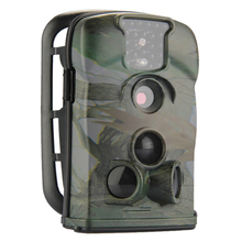 Trail Game Camera, 5210A Hunting Camera 940Nm 12Mp Mms Digital Mobile Scouting Ir 940Nm Night-Vision Wildlife Trail Surveillan 12mp 1080p fhd infrared night vision scouting camera game trail hunting camera with 42pcs ir leds