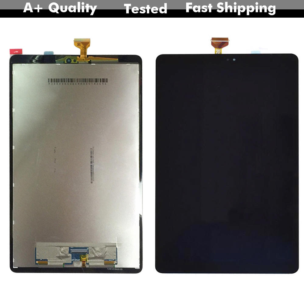 100% Tested For Samsung Galaxy Tab A2 SM-T590 SM-T595 T595 T590 LCD Display Touch Screen Panel Digitizer Assembly