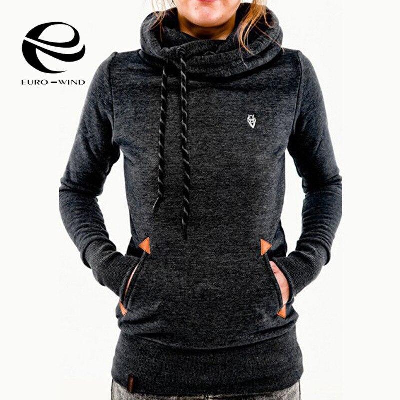 Plus Size 5XL Autumn Winter Fleece Harajuku Solid Pullover Thick Loose Women Hoodies Sweatshirt Female Casual Coat Kpop Bangtan