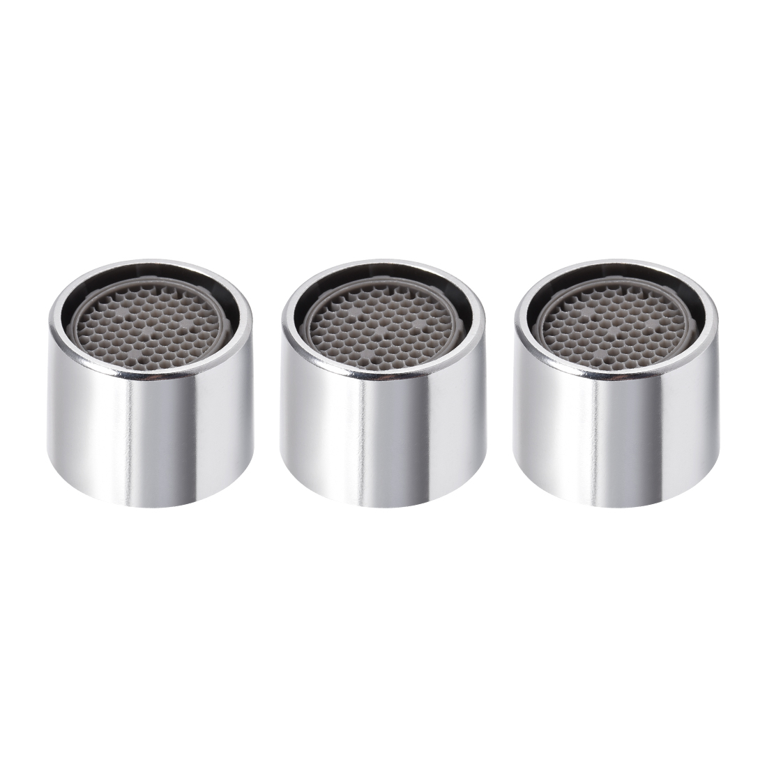 Uxcell 3 Pcs Faucet Aerator M20 Female Thread Bathroom Kitchen Faucet Aerator Replacement Part