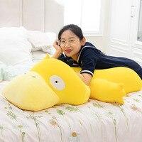 20-80cm Pokemon Psyduck Cartoon Stuffed Plush Toys Anime Figure Pendant Yellow Duck Plush Doll Pillow Toys Girl Christmas Gift 6