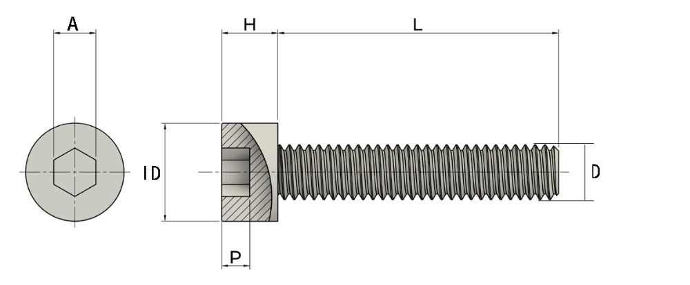 M3 M4 M5 Thread Size Black Oxide Finish Fullerkreg 500pcs 12.9 Grade Alloy Steel Socket Cap Screws Hex Head Bolt Nuts Assortment Kit with Box