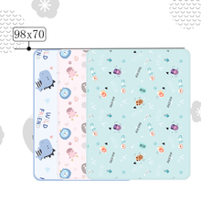 Pad Baby Bedding Kid Urine-Mat Nappy Diaper Changing-Cover Waterproof Portable 58--72cm