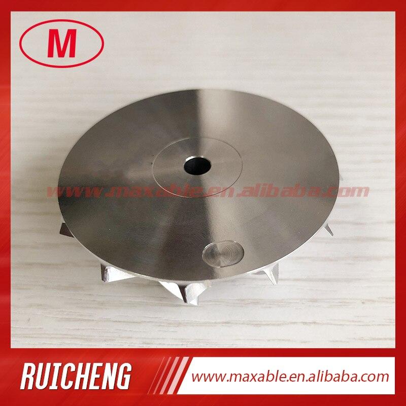 K16 36,83/54,90 мм 5316-123-2007 6+ 6 лопасти турбо заготовка/фрезерный/алюминий 2618 колеса компрессора для 5314-970-6707/6708/6709