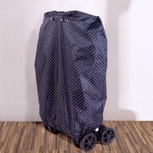 Сумка для хранения детской коляски, пылезащитный чехол, универсальный стиль, детская коляска, дождевик, водонепроницаемая, дышащая, износостойкая ткань