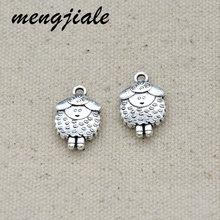 20 шт металлические украшения для браслетов 19 х12 мм