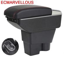 Car-styling Car Arm Rest Modified Decoration Automovil Accessories Interior Armrest Box 13 14 15 16 17 FOR Volkswagen Santana