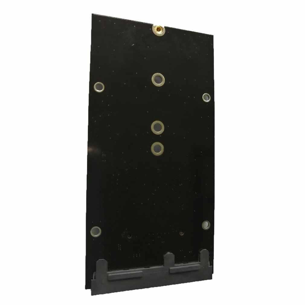 M.2 ngff para sata iii ssd, unidade de estado sólido, suporte para cartão 2230/2242/2260/2280 m.2 ssd box adaptador de placa ssd
