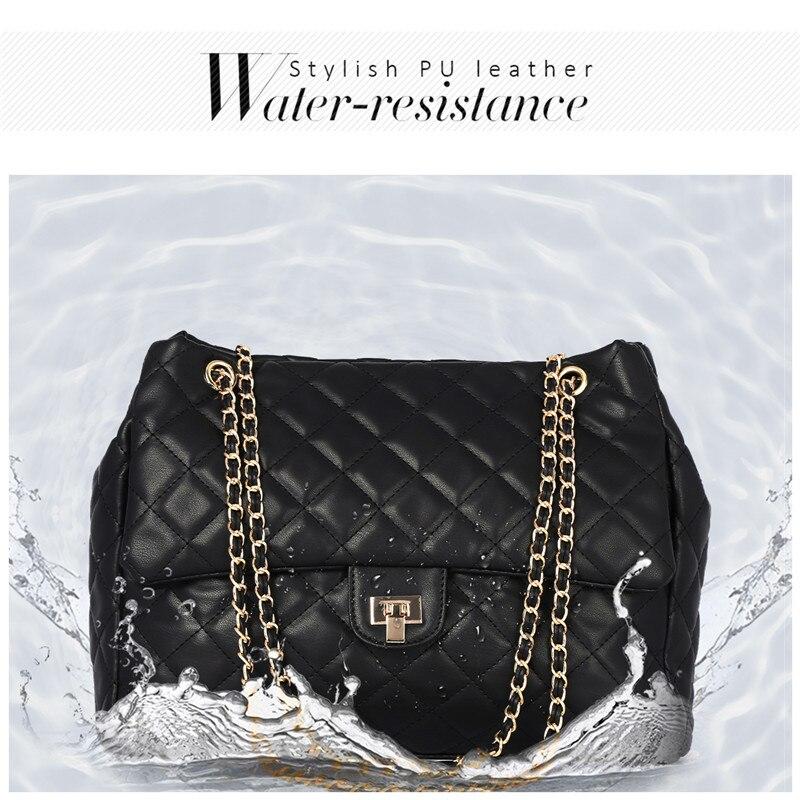 Image 2 - K928 женские повседневные сумки модные бриллиантовые сумки через плечо 8090Сумки с ручками