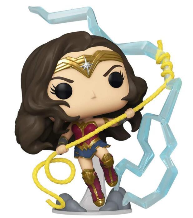 Figuras de Wonder Woman 361 GITD NYCC 2020, juguetes de vinilo exclusivo compartido