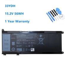 Bateria Do Laptop 99NF2 33YDH PVHT1 81PF3 081PF3 P30E P30E001 Para DeLL Inspiron Latitude Vostro 13 14 15 17 G3 G5 G7 7778 7779