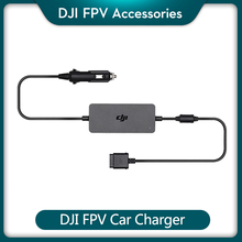 DJI FPV Car Charger for Drone Intelligent Flight Battery Charging Hub Charge FPV battery with a car power socket New in Stock