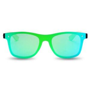 Image 5 - BARCUR Óculos De Madeira de Nogueira Preta Acessórios Óculos de Sol Óculos Feminino/Masculino óculos de Sol óculos Sem Aro para Os Homens