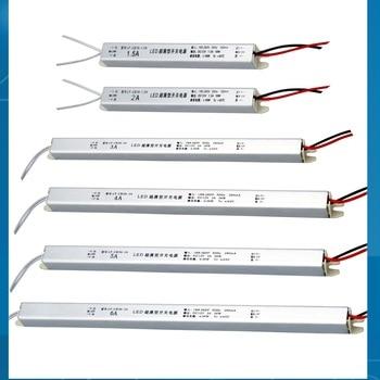 DC12V/24 V 18W 24W 36W 48W 60W 72W Lighting Transformers High Quality LED Driver