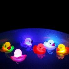 Игрушки для малышей, резиновые банные утки, Золотая рыбка, для купания, для новорожденных, для ванной, для детей, аксессуары для ванной, для малышей, водные игры, Летние веселые игры