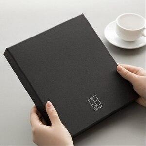 Image 3 - Neue xiaomi youpin kinbor business anzug stift notebook Lesezeichen Bleistift fall Büro geschenk anzug Praktische hohe qualität