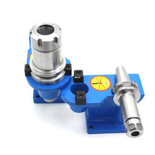 New ISO30 bt30 bt40 Locking device integrated aluminium Tool Holder Locking Fixtures Collet Chuck Fixtures for cnc lock