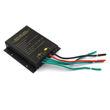 300W 600W 800W Boost MPPT Charge Controller Wind Turbine Generator 12V 24V 48V Charge Controller Wind Power Regulator