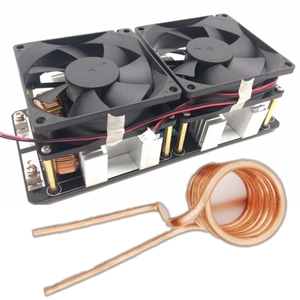2000W 50A ZVS Low voltage induction heating board Power supply module Flyback Driver Heater Tesla coil Heaters