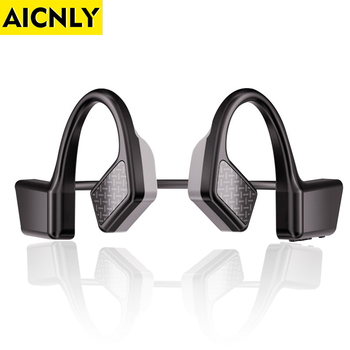 K08 Bluetooth 5.0 Wireless Earphones Bone Conduction Earphone Outdoor Sport Headset with Microphone Handsfree Headsets