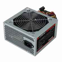 Max 550W Atx 20/24pin 12V 2.0 Passieve Pfc Voeding Stille Ventilator Pc Computer Sata Gaming pc Voeding(China)