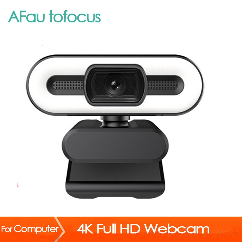 Xiaomi 2K 4K Conference PC Webcam Mini Autofocus USB Web Camera Laptop Desktop Computer For Office Home With Mic 1080P HD Cam