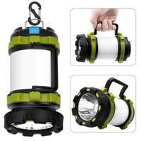 Neue CPL02 LED Laterne Tragbare LED Taschenlampen 18650 USB Aufladbare Camping Lichter Outdoor Suchscheinwerfer Jagd Rote LED Taschenlampe