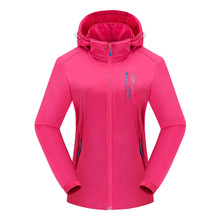 Sports Windbreaker Couples Spring Stretch Mountaineering And Autumn Outdoor Waterproof