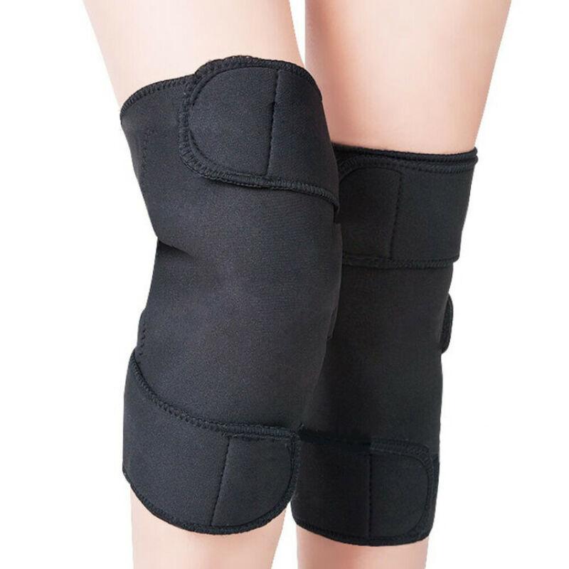 Winter Tourmaline Self Heating Kneepad Magnetic Therapy Knee Support Tourmaline Heating Belt Knee Massager Knee Pad Bone Care