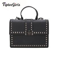 Модная сумка с клёпками  Цена на распродаже 823 ₽ ($10.11)  Посмотреть