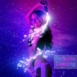 LED Fiber Optic Whip dancing lights  6 Ft 360° Swivel - Super Bright Light Up Rave Toy | EDM Pixel Flow Lace Dance Festival