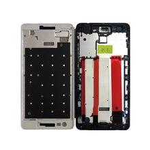 Nokia2.1 para nokia 2.1 nk frente quadro placa habitação placa lcd suporte placa frontal moldura substituir peças de reposição reparo